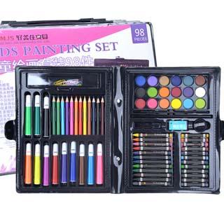 儿童画画工具98件套装