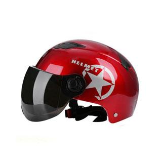 轻便电动车摩托车头盔