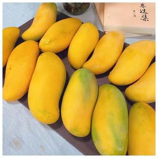 泰国释迦摩尼芒果5斤