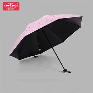 晴雨两用全自动雨伞