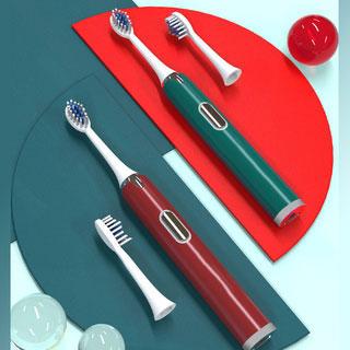 成人电动牙刷送3刷头