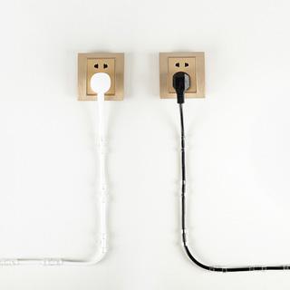 10个装自粘电线固定器