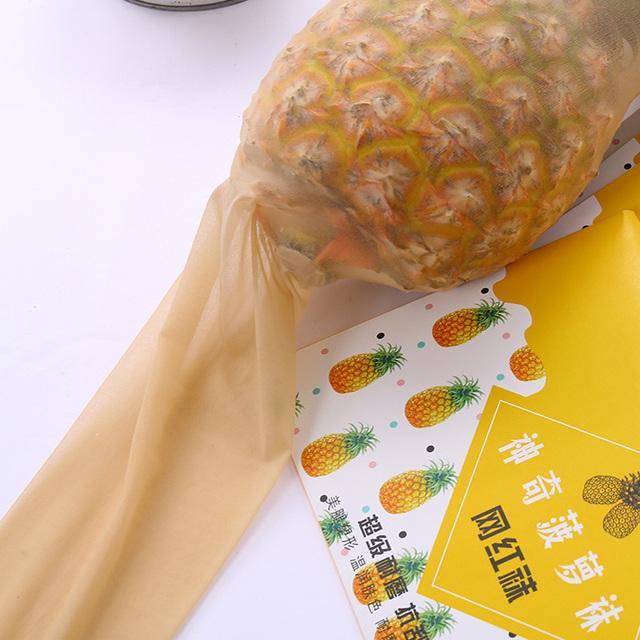 3雙裝 菠蘿絲襪