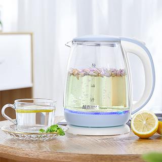 奧克斯玻璃電熱燒水壺