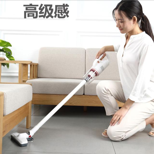 手持家用大功率吸塵器