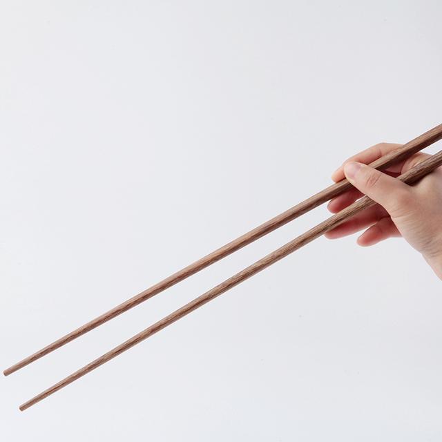防油炸防烫加长筷子2双