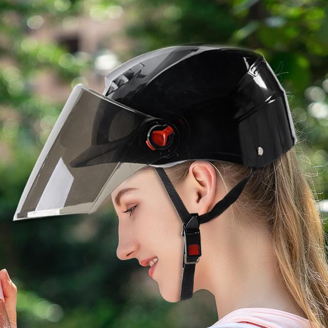 电动车摩托车头盔