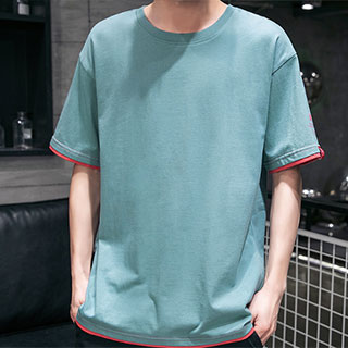 雅鹿男士短袖T恤