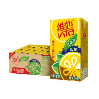 低糖柠檬茶250ML*24盒