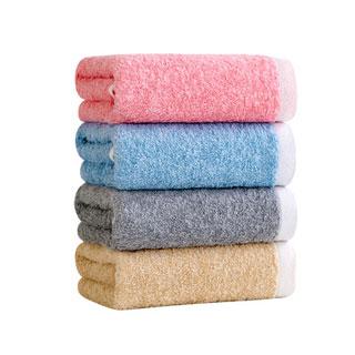 潔玉純棉大毛巾3條
