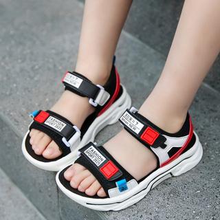 Croos聯名兒童時尚涼鞋