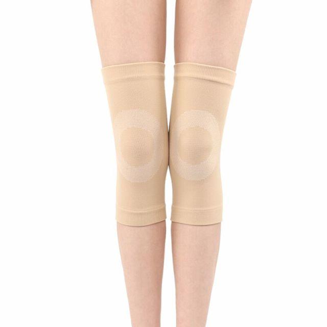 夏薄款護關節保暖護膝一對