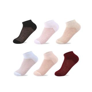 薄款超薄透明淺口短襪
