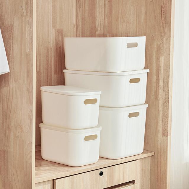 大容量雜物收納盒儲物籃7L