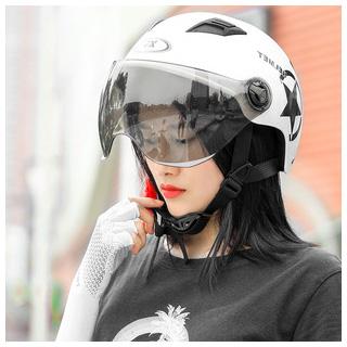 摩托車電瓶車頭盔