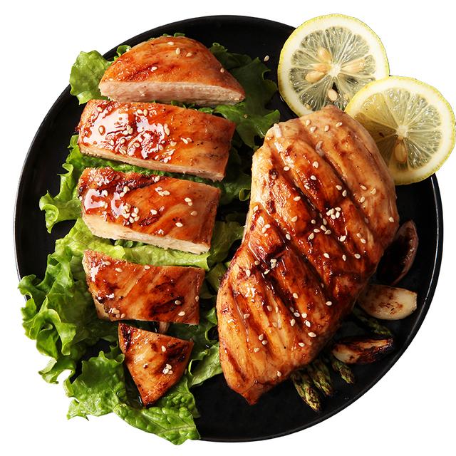 7袋雞胸肉健身代餐共700g