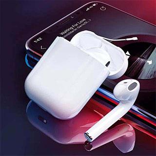 触碰式智能无线蓝牙耳机