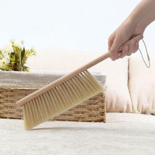 软毛家用地毯扫床刷子