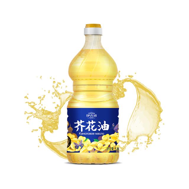 伊古道 芥花油1.8L