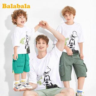 巴拉巴拉男童短袖t恤