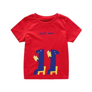 巴拉巴拉儿童纯棉T恤