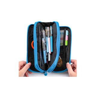 晨光創意雙層多功能筆袋