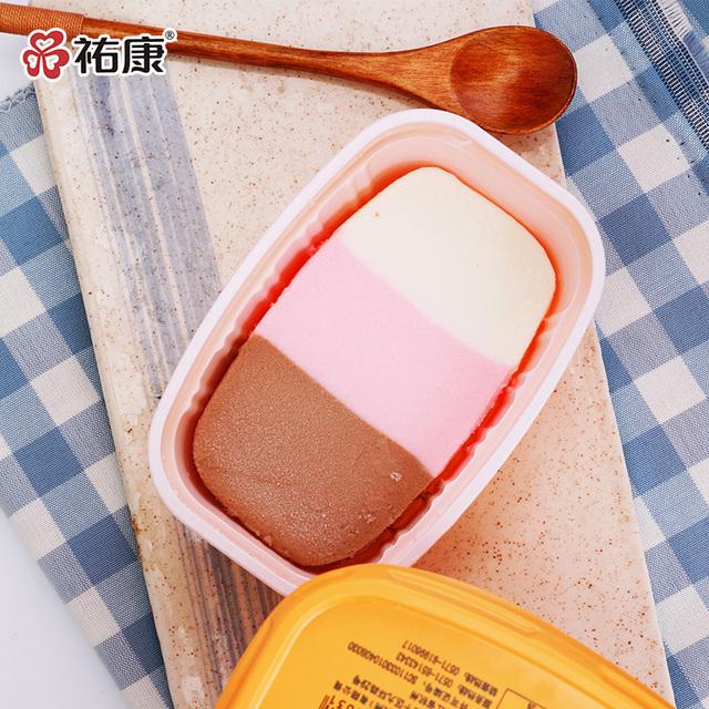 30盒冰淇淋经典三色雪糕