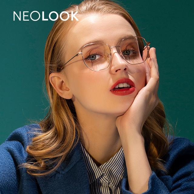 新款网红防蓝光眼镜