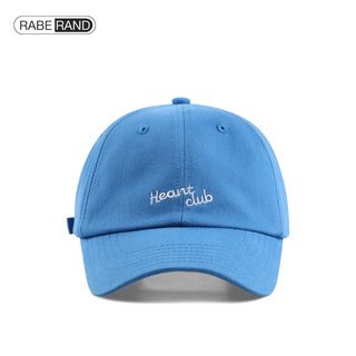 原创刺绣鸭舌帽防晒帽