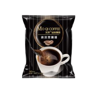 速溶蓝山黑咖啡50杯
