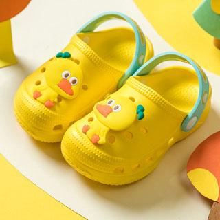 儿童防滑超软EVA洞洞鞋