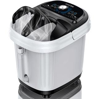 夏新泡腳桶電動按摩加熱