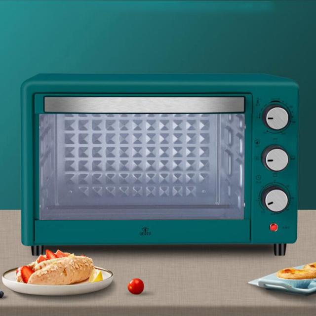 纽枸小型多功能烤箱25L
