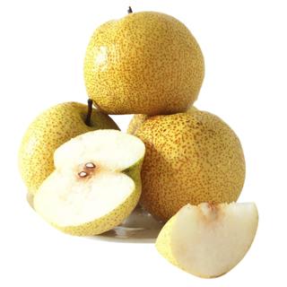 梨子新鲜现摘鲜甜大果5斤