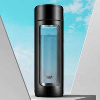 哈尔斯双层玻璃保温水杯