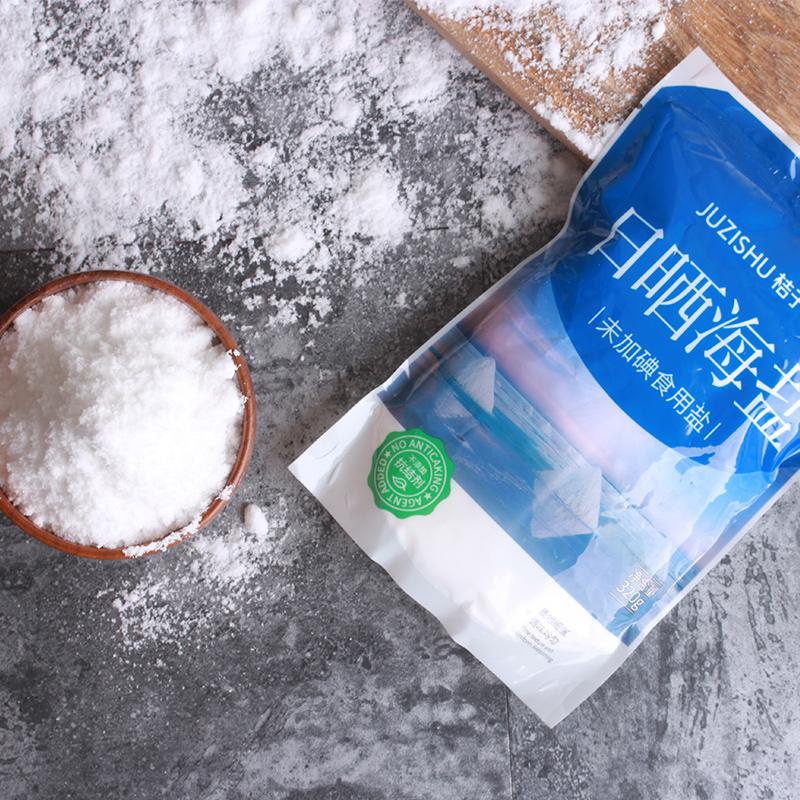 未加碘食用盐  320*6袋