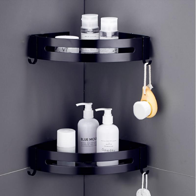 卫生间置物架浴室毛巾架