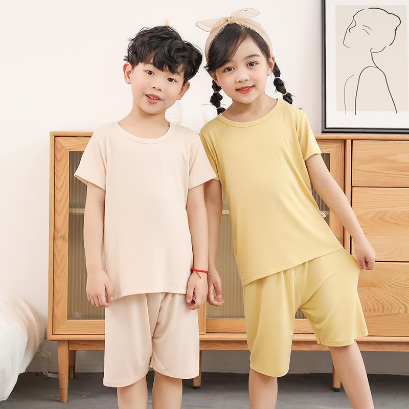儿童短袖套装
