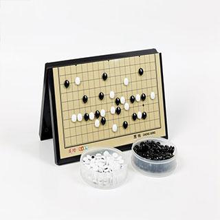 五子棋圍棋黑白棋盤套裝