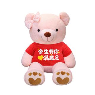 大號泰迪熊毛絨玩具