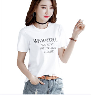 超火cec纯棉白色T恤