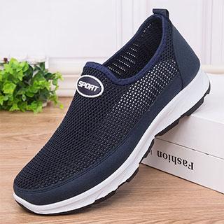 老北京布鞋网面运动鞋