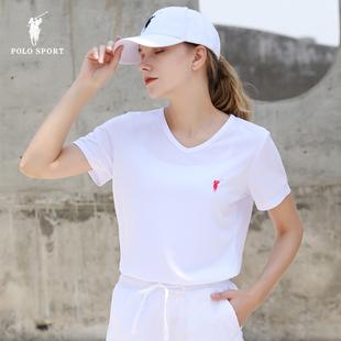 Polo Sport夏季薄款男女速干衣