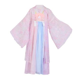 兒童漢服公主裙套裝