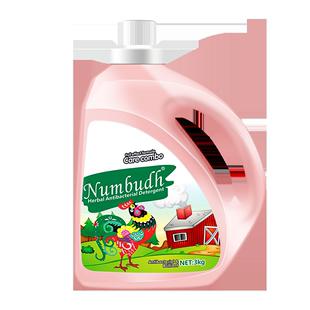 除菌除螨洗衣液6斤裝