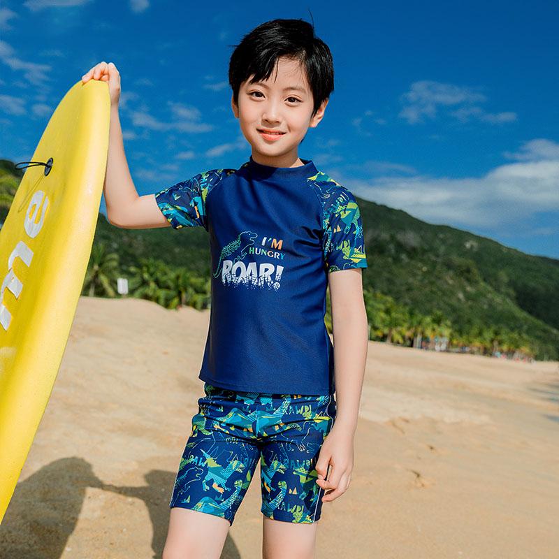 361度儿童游泳衣分体