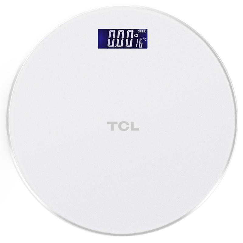TCL电子称体重秤