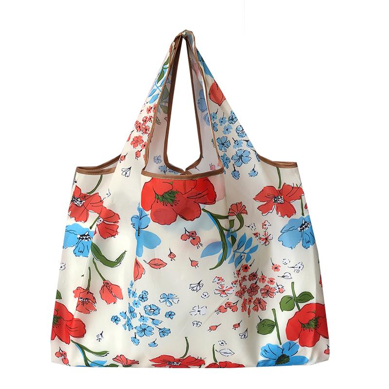 便攜大容量可折疊購物袋