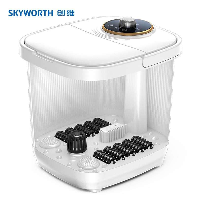 创维足浴盆全自动电动按摩