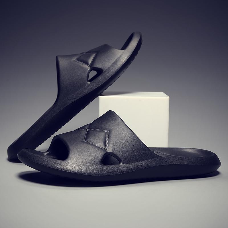 男夏季防滑浴室拖鞋